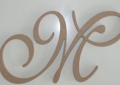 letras-cursivas-em-mdf